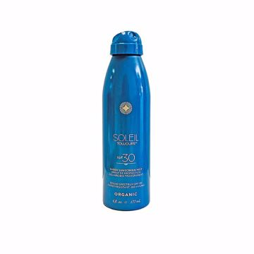 Organic Sheer Sunscreen Mist SPF30 177 ml