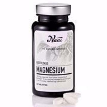 Magnesium 60 tabs. nani