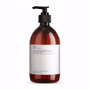 African Orange Aromatic Wash 500 ml